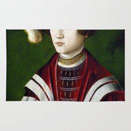 Portrait of a Nobleman Rug