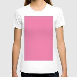 BARBIE PINK. T-shirt