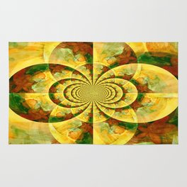 Hypnotic Abstract Rug