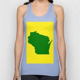 Wisconsin Football Unisex Tank Top