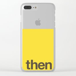 Javascript Promises Then Clear iPhone Case