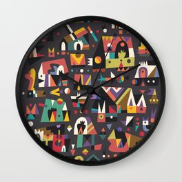 Schema 15 Wall Clock