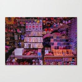Matsuri Madness Canvas Print