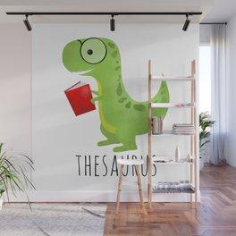 Thesaurus Wall Mural