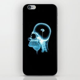 Homer Brain iPhone Skin