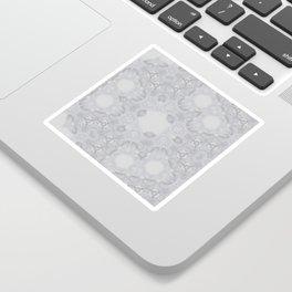 Elegant etnic geometric chineese arabic exotic soft Sticker