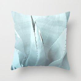 Agave Throw Pillow