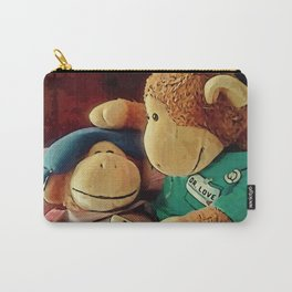 """Monkey """"Sick"""" Carry-All Pouch"""