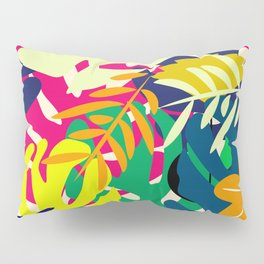 Tropical voyage Pillow Sham