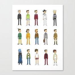 Ferrells Canvas Print
