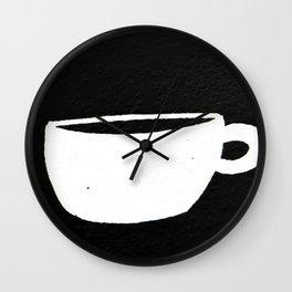 Coffee prt 2 Wall Clock