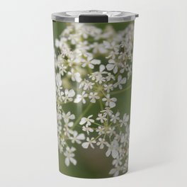 Anthriscus sylvestris Travel Mug
