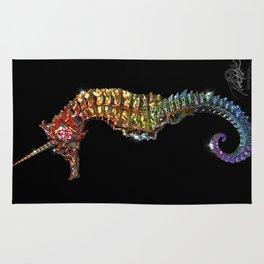 Magical Seahorse Rug