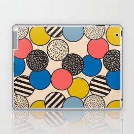 Memphis Inspired Pattern 5 Laptop & iPad Skin