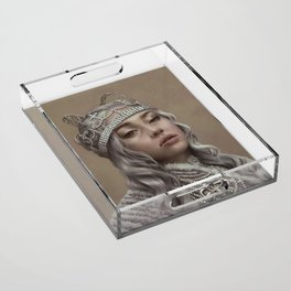 You should see me in a crown Acrylic Tray