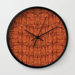 Bacon Armour Wall Clock