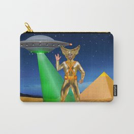 Ancient Vulcan Space Alien Carry-All Pouch