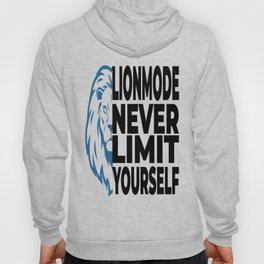 never limit yourself Hoody