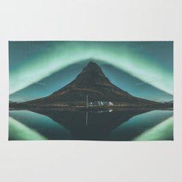 Kirkjufell, Iceland IV Rug
