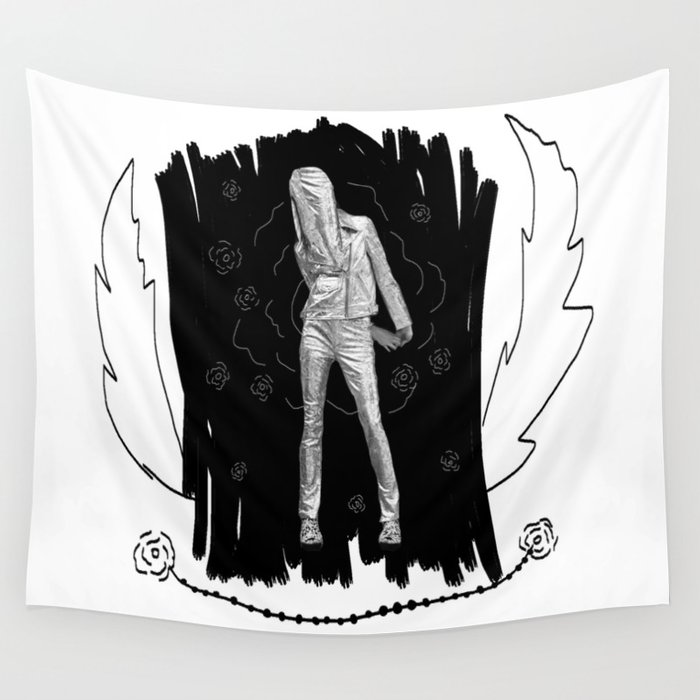 Teenage Witch Wall Tapestry