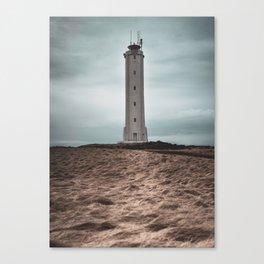 The Malariff Lighthouse Canvas Print