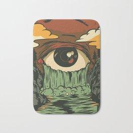 Toxic Tears Bath Mat