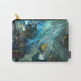 Classic Literature Books Carry-All Pouch