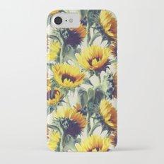 Sunflowers Forever iPhone 7 Slim Case