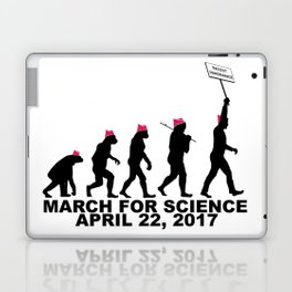 March For Science (Man) Laptop & iPad Skin