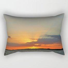 Go in for the Kiss Rectangular Pillow