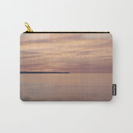 LAKE MICHIGAN PASTELS Carry-All Pouch