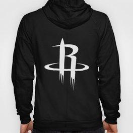 Nba Basketball Men's Rockets Long Sleeve Thermal Basketball T-Shirts Hoody