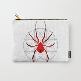 The Red Widow Carry-All Pouch