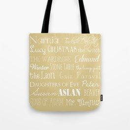 Narnia Celebration- oat Tote Bag