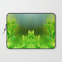 Green Harmony Laptop Sleeve