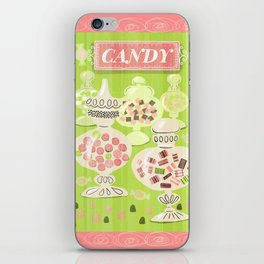 Sweets For The Sweet iPhone Skin