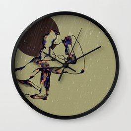 For J II Wall Clock