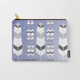 Ultravioletfeatherdesign Carry-All Pouch