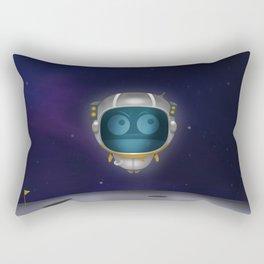 Abo on space Rectangular Pillow