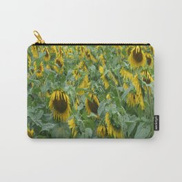 Suflowers Carry-All Pouch