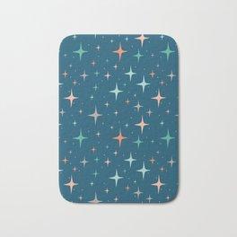 Stars in the night sky Bath Mat