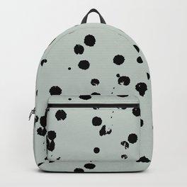 Rainwashed Black Spots Backpack