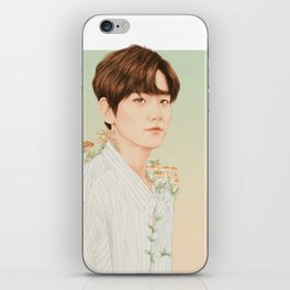 nurture. growth. [baekhyun exo] iPhone Skin