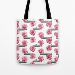 Subs and Roses Tote Bag
