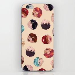 BTS Pattern iPhone Skin