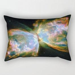 Butterfly Nebula Rectangular Pillow