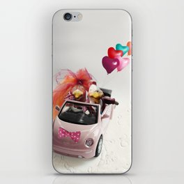 JUST MARRIED iPhone Skin