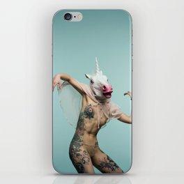 RainbW #2 iPhone Skin