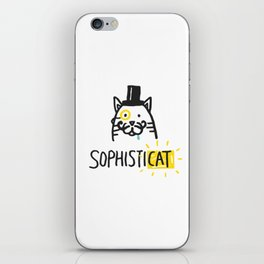 Sophisticat iPhone Skin
