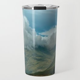 Cloudy afternoon in Connamara Travel Mug